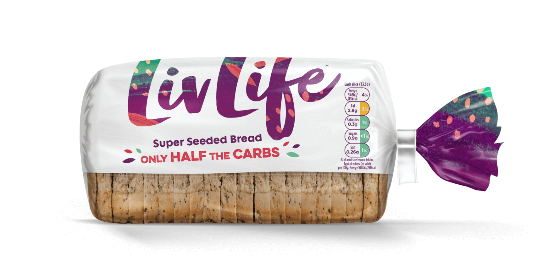 Livelife packaging